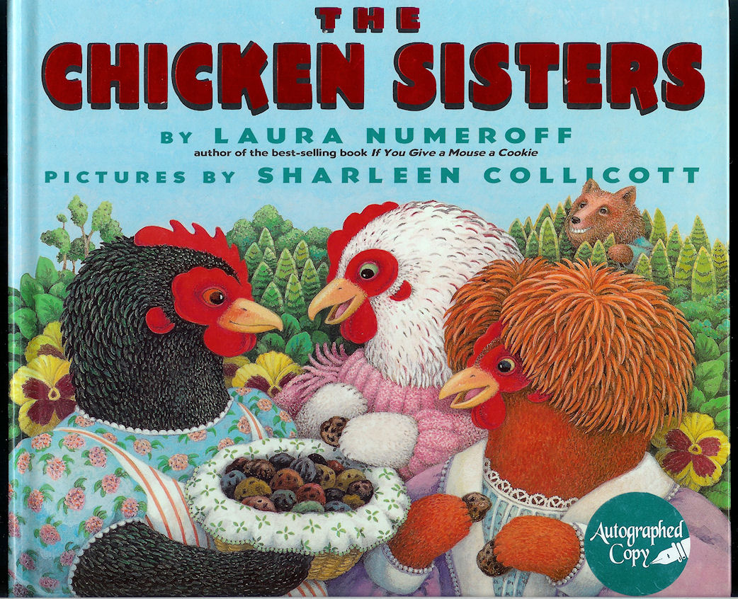 Image for The Chicken Sisters
