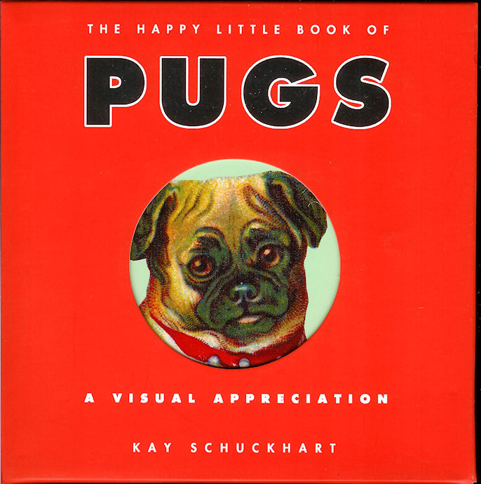 Image for The Happy Little Book of Pugs
