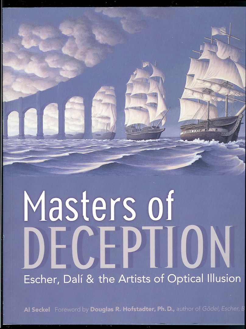 Image for Masters of Deception: Escher, Dali & the Artists of Optical Illusion