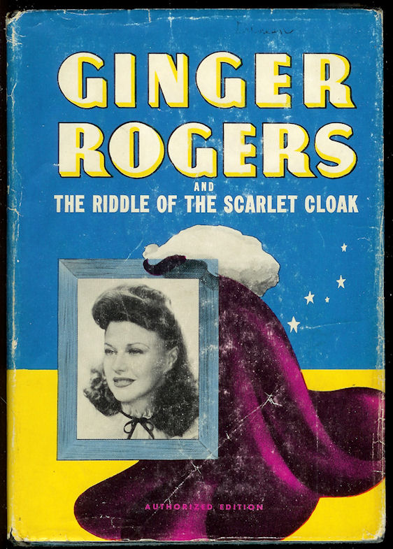 Image for Ginger Rogers and the Riddle of the Scarlet Cloak
