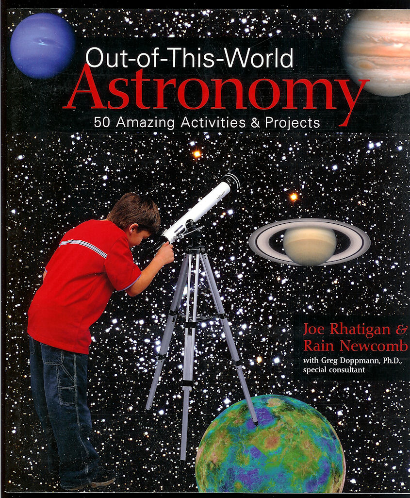 Image for Out-Of-This-World Astronomy