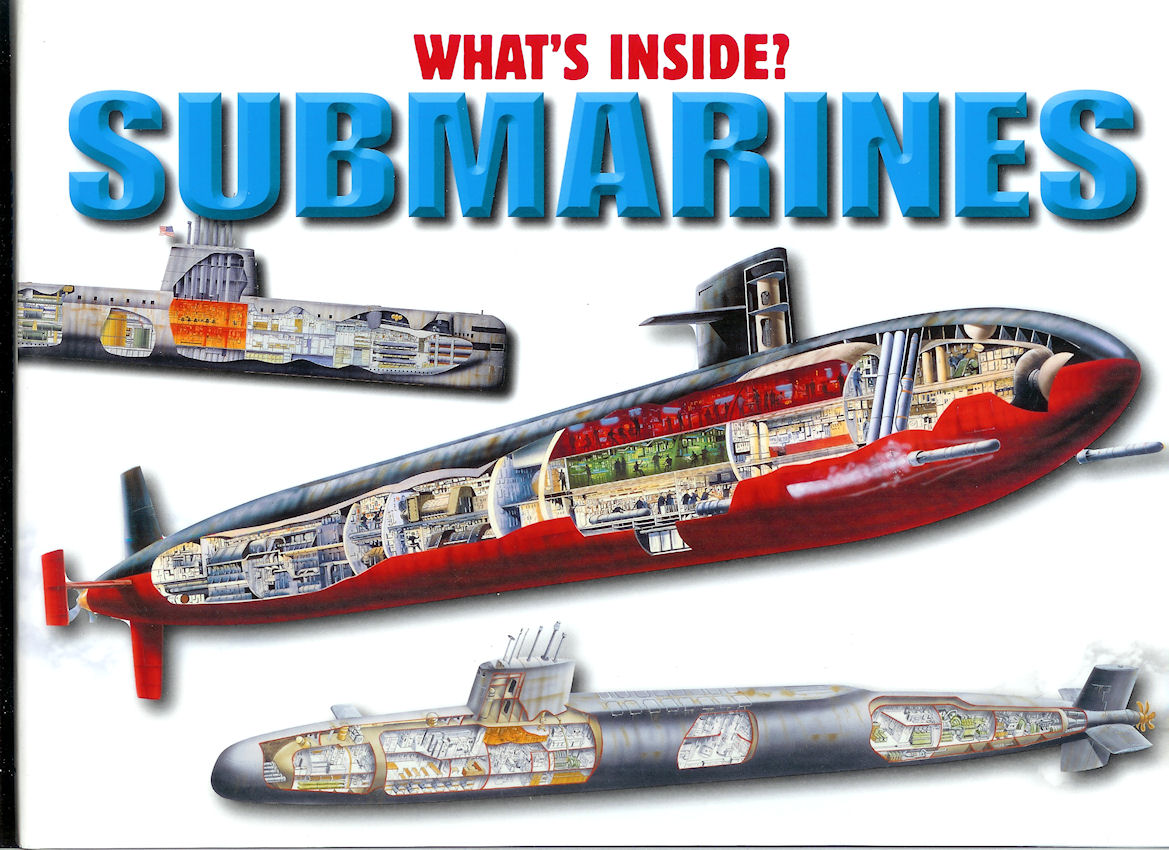 Image for What's Inside? Submarines