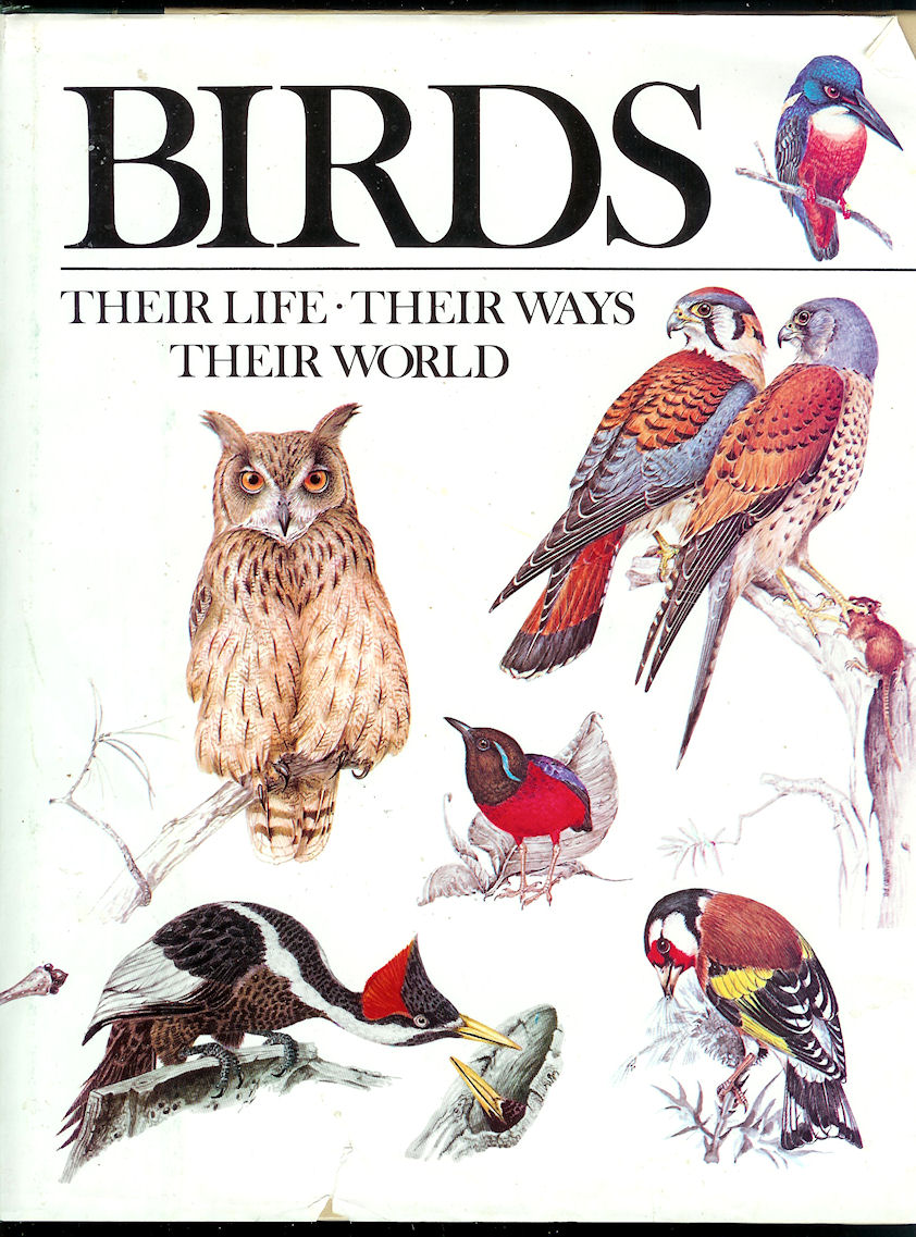 Image for Birds, Their Life, Their Ways, Their World