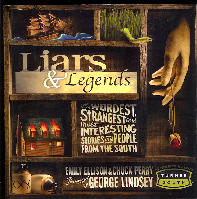 Image for Liars & Legends