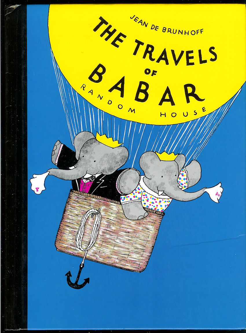 Image for The Travels of the of Babar