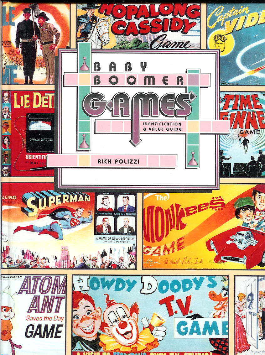 Image for Baby Boomer Games Identification and Value Guide