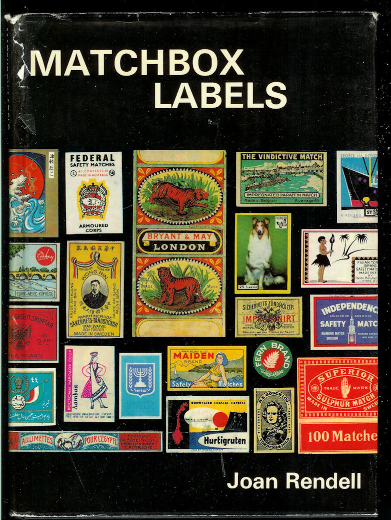 Image for Matchbox Labels