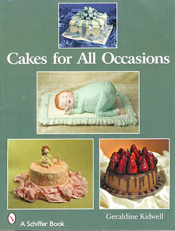 Image for Cakes for all Occasions