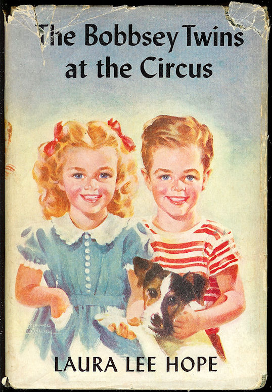 The Bobbsey Twins At the Circus