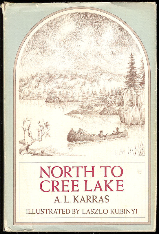 Image for North to Cree Lake