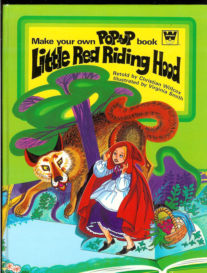 Image for Make Your Own Pop-Up Book, Little Red Riding Hood