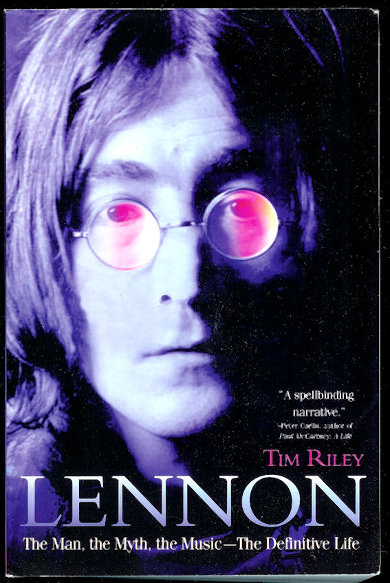 Image for Lennon The Man, the Myth, the Music - the Definitive Life