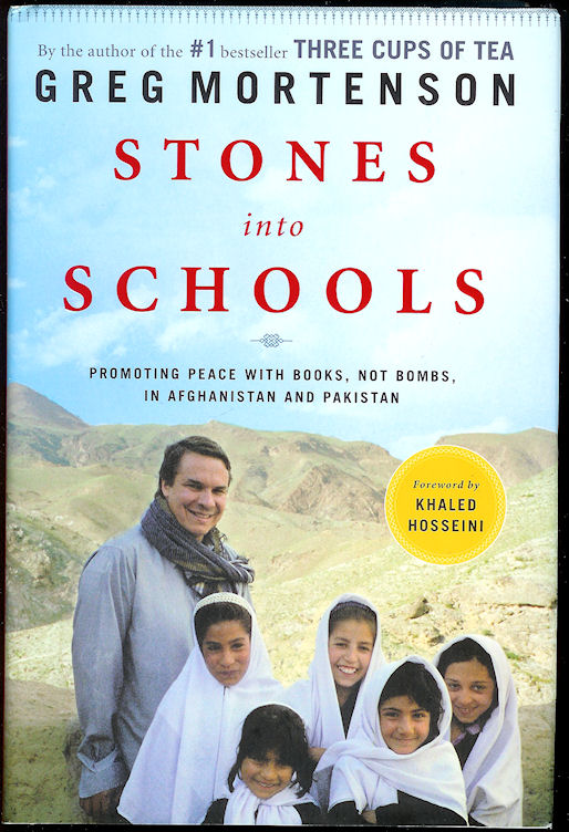 Image for Stones Into Schools Promoting Peace with Books, Not Bombs, in Afghanistan and Pakistan
