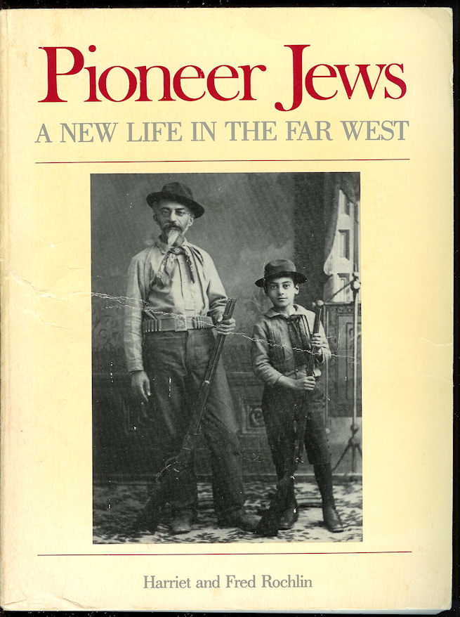 Image for Pioneer Jews A New Life in the Far West