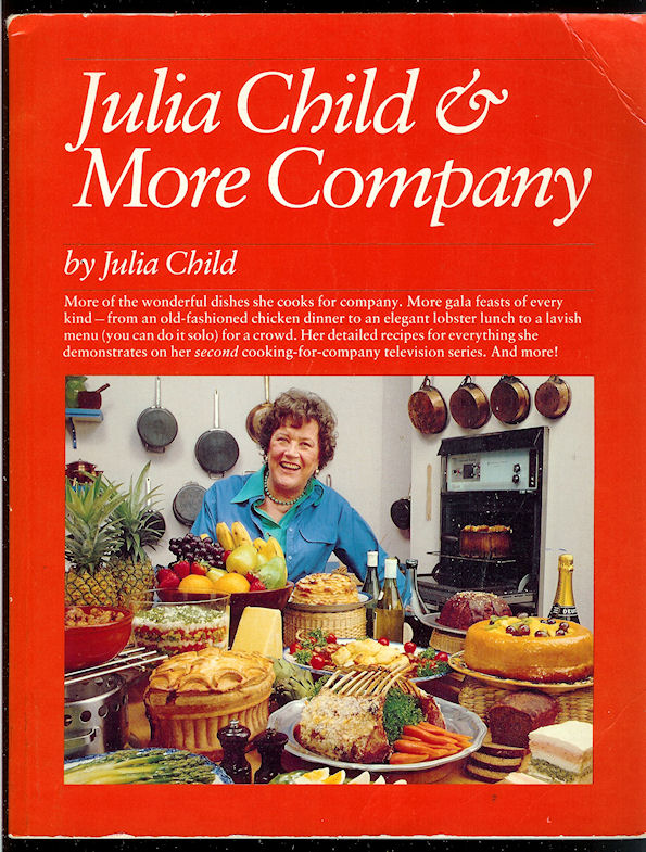 Image for Julia Child & More Company