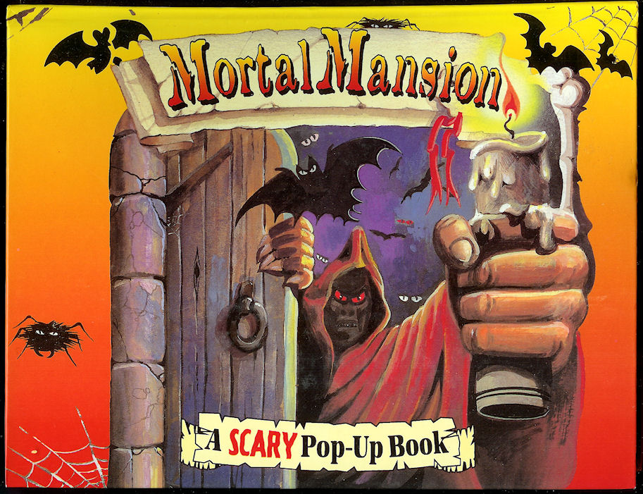 Image for Mortal Mansion A Scary Pop-Up Book