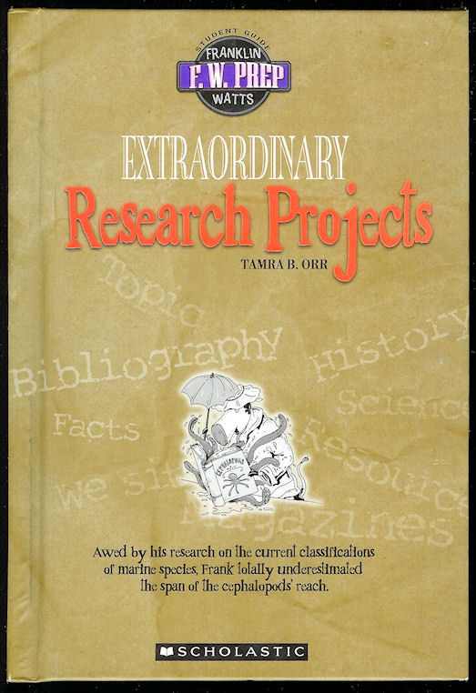 Image for Extraordinary Research Projects