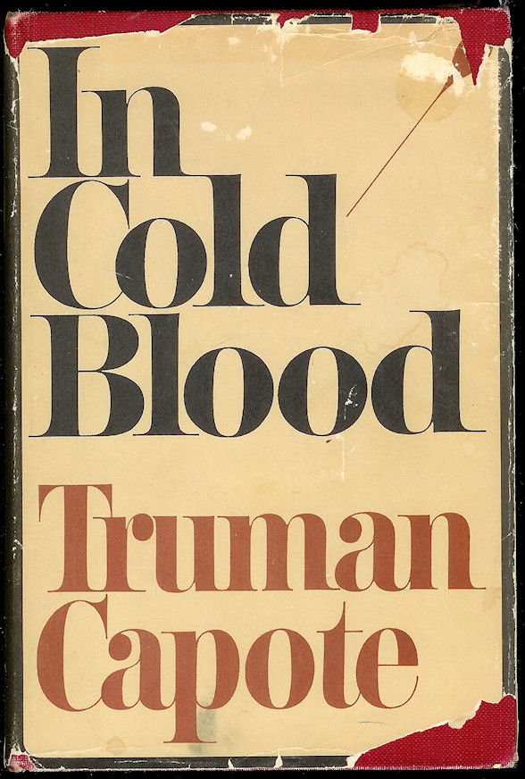 Image for In Cold Blood A True Account of a Multiple Murder and it's Consequences