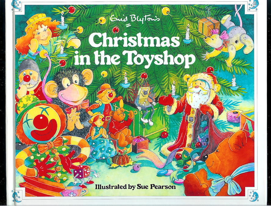 Image for Christmas in the Toyshop