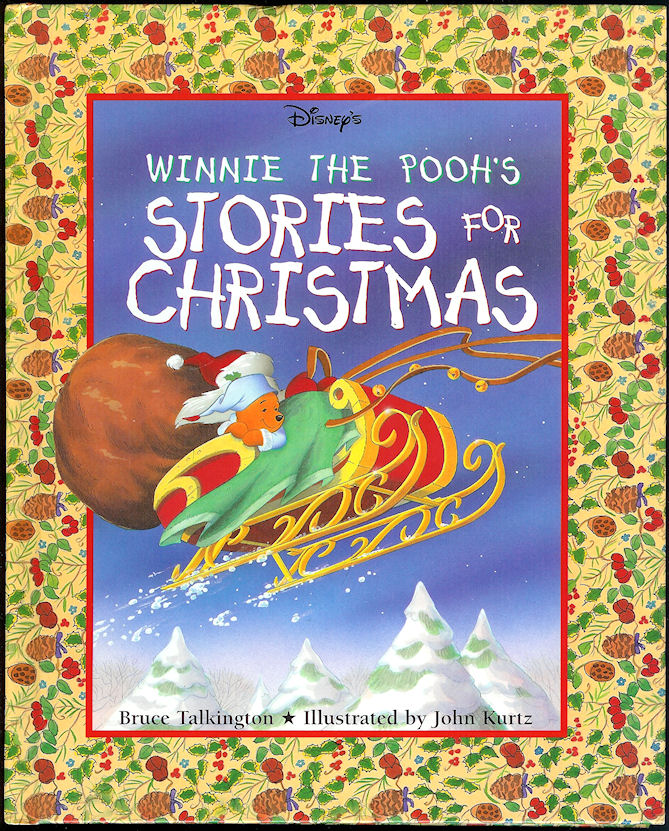 Image for Winnie the Pooh Stories for Christmas