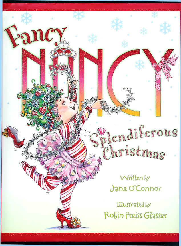 Image for Fancy Nancy Splendiferous Christmas