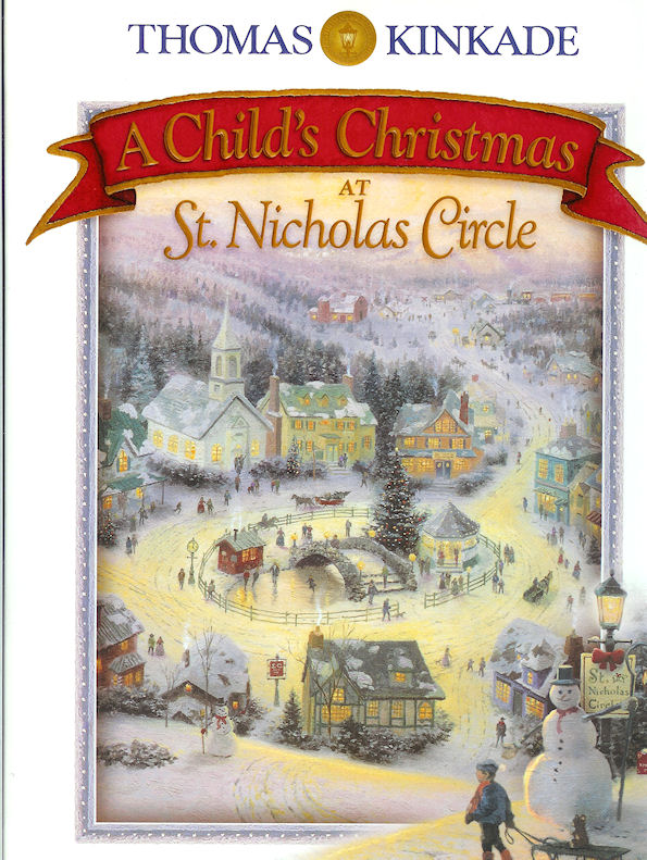 Image for A Child's Christmas At St. Nicholas Circle