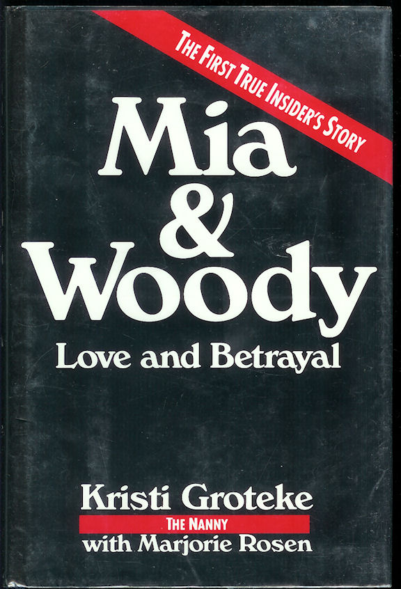Image for Mia & Woody, Love and Betrayal