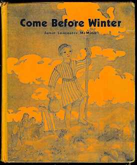 Image for Come before Winter Stories from Luke