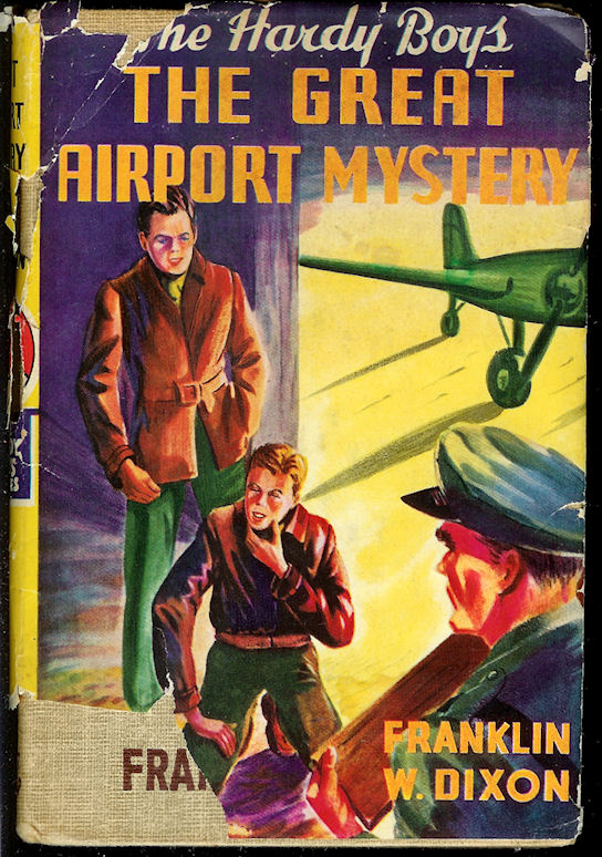 Image for The Great Airport Mystery