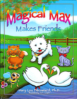 Image for Magic Max Makes Friends