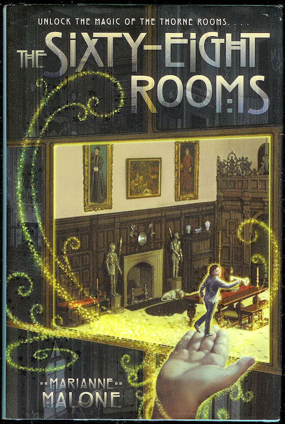 Image for The Sixty-Eight Rooms