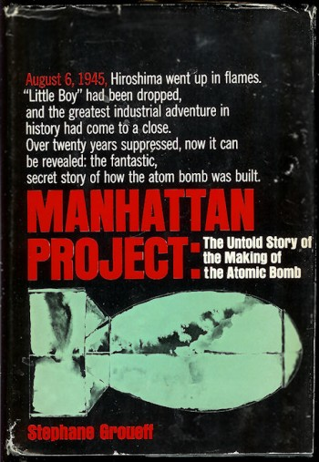 Image for Manhattan Project The Untold Story of the Making of the Atomic Bomb