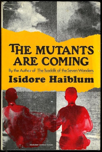 Image for The Mutants Are Coming