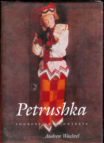 Image for Petrushka Sources and Contexts
