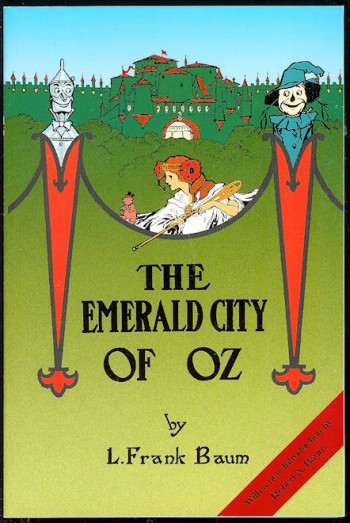 Image for The Emerald City of Oz