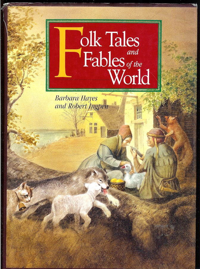 Image for Folk Tales and Fables of the World
