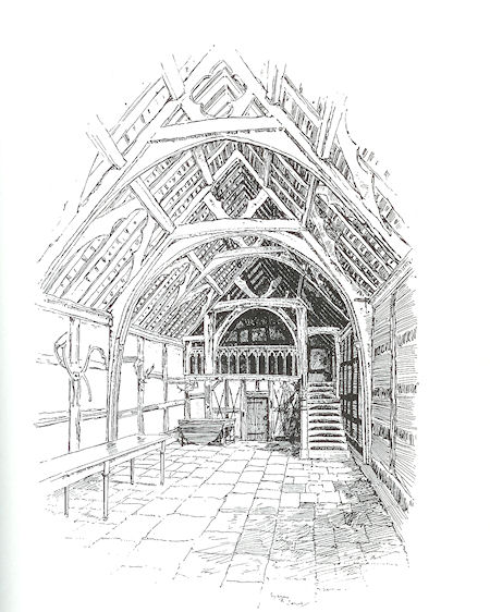 Image for The Manor Houses of England