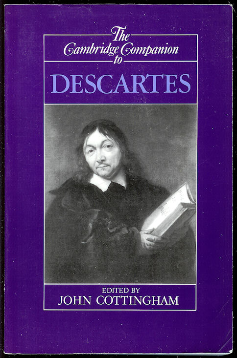 Image for The Cambridge Companion to Descartes