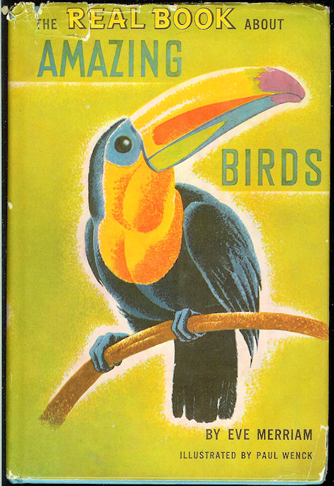 Image for The Real Book about Amazing Birds